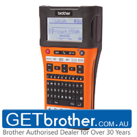 Brother PT-E550 P-Touch Label Maker (PT-E550WVP)