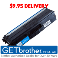 Brother TN-441C Cyan Toner Cartridge Genuine - 1,800 pages (TN-441C)