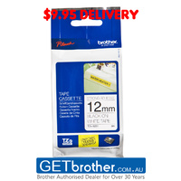 Brother TZe-S231 Labelling Tape Genuine - 8 meters (TZe-S231)